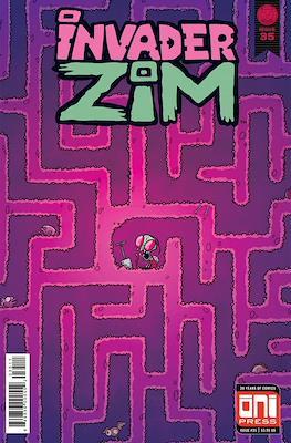 Invader Zim (Comic Book) #35