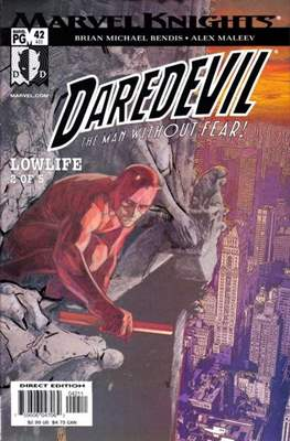 Daredevil Vol. 2 (1998-2011) (Comic-Book) #42 (422)