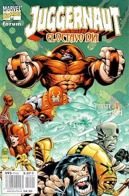 Juggernaut: El octavo día