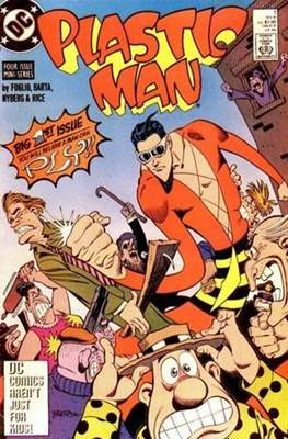 Plastic Man (1988-1989)