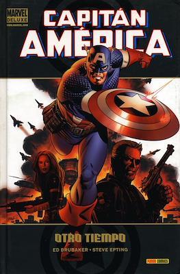 Capitán América. Marvel Deluxe (Cartoné 176 pp) #1
