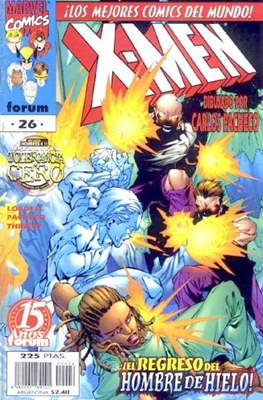 X-Men Vol. 2 / Nuevos X-Men (1996-2004) (Grapa 24 pp) #26