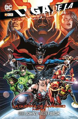 Liga de la Justicia de Geoff Johns (Cartoné) #8