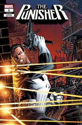 The Punisher (2018- Variant Cover) #1