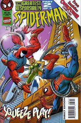 Spider-Man (Vol. 1 1990-2000) (Comic Book) #63