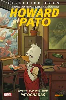 Howard el Pato. 100% Marvel (Rústica 112-160 pp) #1