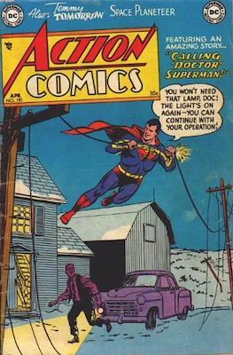 Action Comics Vol. 1 (1938-2011; 2016-) (Comic Book) #191