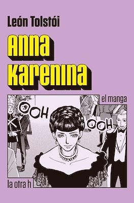 Anna Karenina, el manga