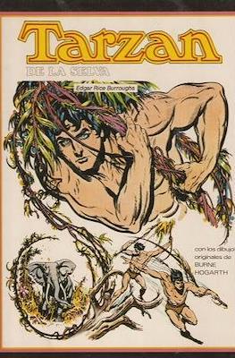 Tarzán de la selva