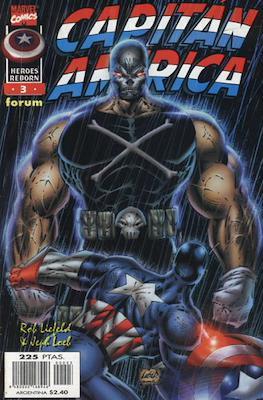 Héroes Reborn: Capitán América (1997-1998) (Grapa 24 pp) #3