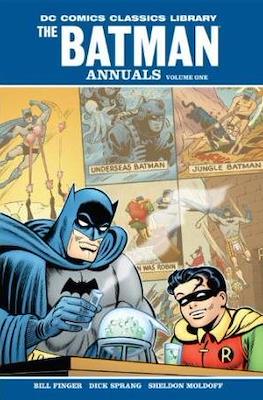DC Comics Classics Library: The Batman Annuals