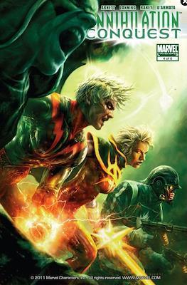 Annihilation: Conquest (II) #4