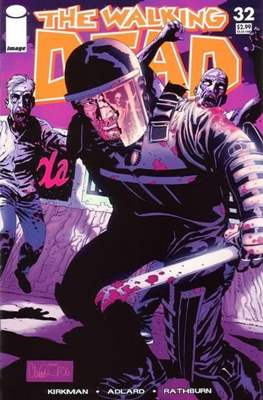 The Walking Dead (Comic-book) #32