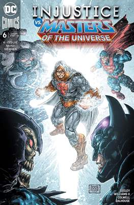 Injustice vs. Masters of the Universe (Comic Book) #6