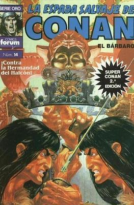 Super Conan. La Espada Salvaje de Conan (Cartoné 2ª Edición.) #14