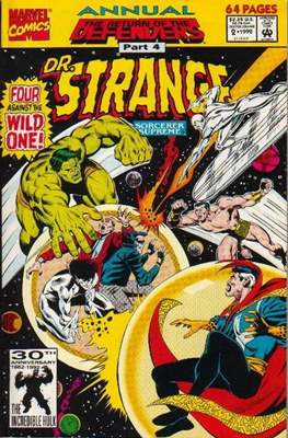 Doctor Strange, Sorcerer Supreme Annual (1992-1994) (Comic Book) #2