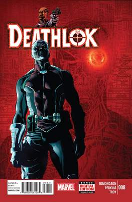 Deathlok Vol. 5 (Comic-Book / Digital) #8