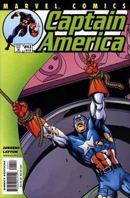 Captain America Vol. 3 (1998-2002) (Comic Book) #43