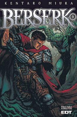 Berserk (Rústica con sobrecubierta) #9