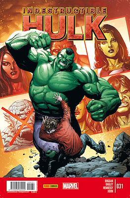 El Increíble Hulk Vol. 2 / Indestructible Hulk / El Alucinante Hulk / El Inmortal Hulk (2012-) (Grapa) #31