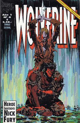 Wolverine (Rustica) #4