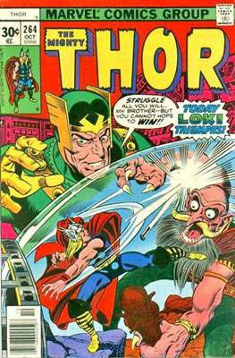 Journey into Mystery / Thor Vol 1 (Comic Book) #264