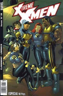 X-Treme X-Men (2002-2005) (Grapa) #19