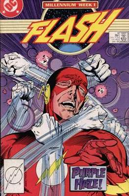 The Flash Vol. 2 (1987-2006) (Comic Book) #8