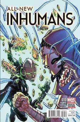 All-New Inhumans (Comic Book) #10