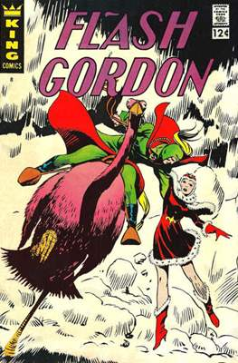 Flash Gordon (Comic-book) #8