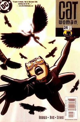 Catwoman Vol. 3 (2002-2008) (Comic Book) #24