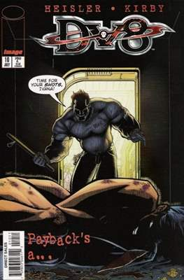 Dv8 (Comic Book) #10