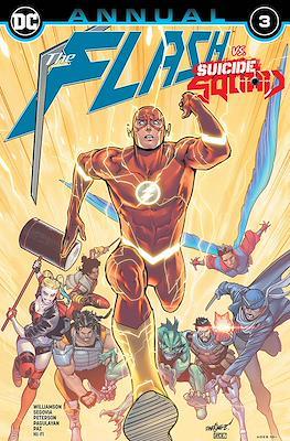 The Flash Vol. 5 Annual (2016-) #3