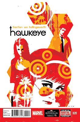 Hawkeye (Vol. 4 2012-2015) (Comic-Book) #20