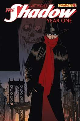 The Shadow Year One (Comic-book) #4
