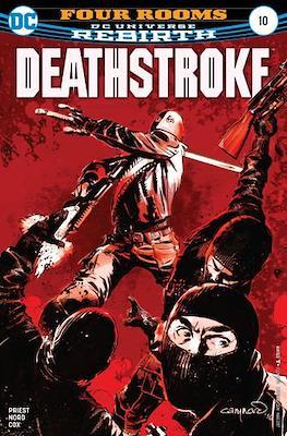 Deathstroke (2016-2019 ) #10