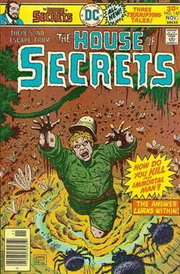 The House of Secrets #142