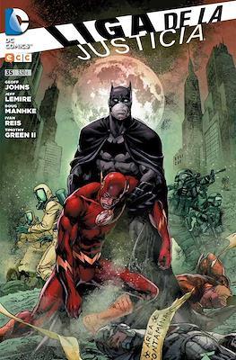 Liga de la Justicia. Nuevo Universo DC / Renacimiento (Grapa) #35
