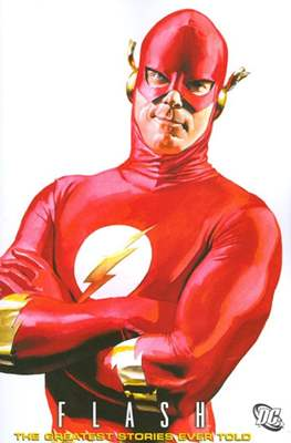 Flash - The Greatest Stories Ever Told