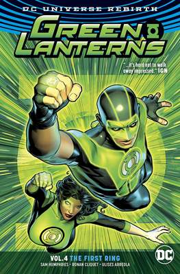 Green Lanterns Vol. 1 (2016-) (Softcover) #4