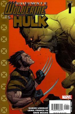 Ultimate Wolverine vs. Hulk (Comic-book) #1