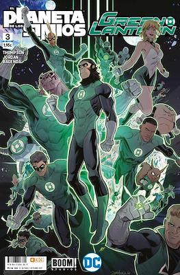 Green Lantern / El Planeta de los Simios (Grapa 24 pp) #3