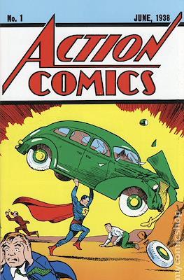 Action Comics Vol. 1 (1938-2011; 2016-... Variant Covers) (Comic Book) #1.1