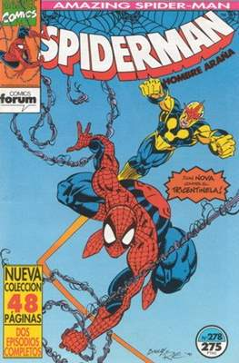 Spiderman Vol. 1 / El Espectacular Spiderman (1983-1994) #278