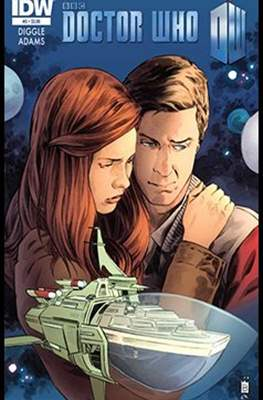 Doctor Who - Vol 3 #5