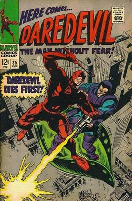 Daredevil Vol. 1 (1964-1998) (Comic Book) #35