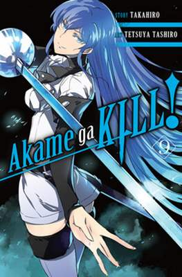 Akame ga Kill! (Softcover) #9