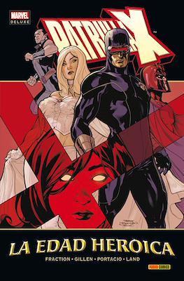 Patrulla-X: La Edad Heroica. Marvel Deluxe