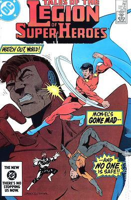 Legion of Super-Heroes Vol. 2 (1980-1987) (Comic-book) #319
