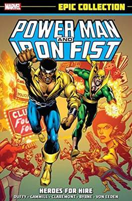 Power Man and Iron Fist Epic Collection (Softcover) #1